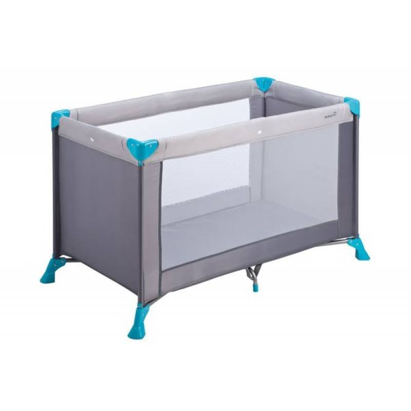 Safety 1st Soft Dream - Bed - Grey