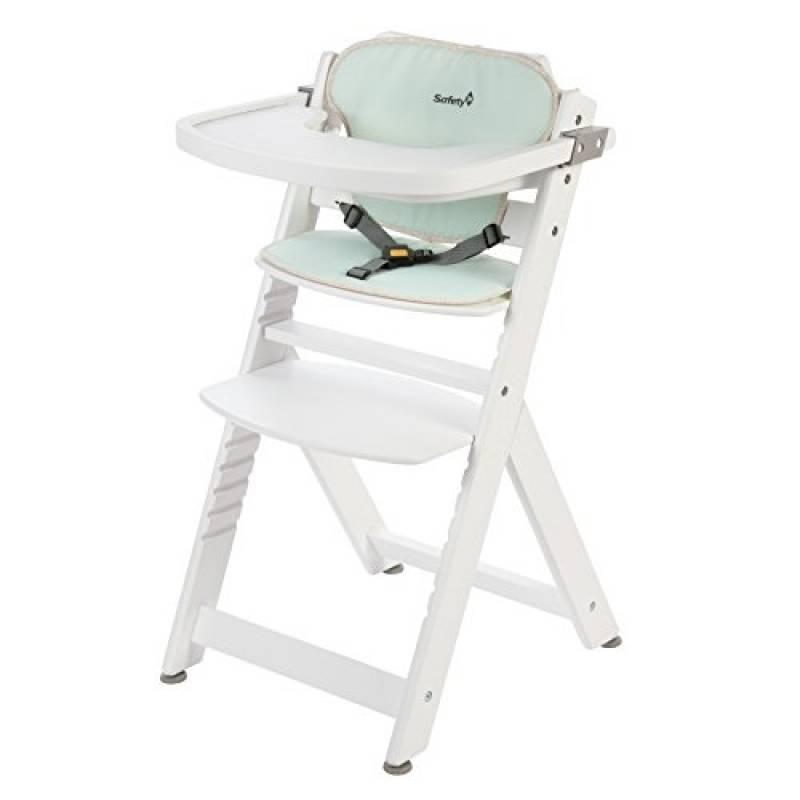 Safety 1st Timba - Kinderstoel met kussen Pop Hero en tray | White