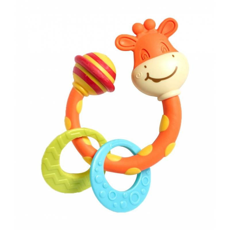 Tiny Love - My First Teether-Rattle – Giraffe