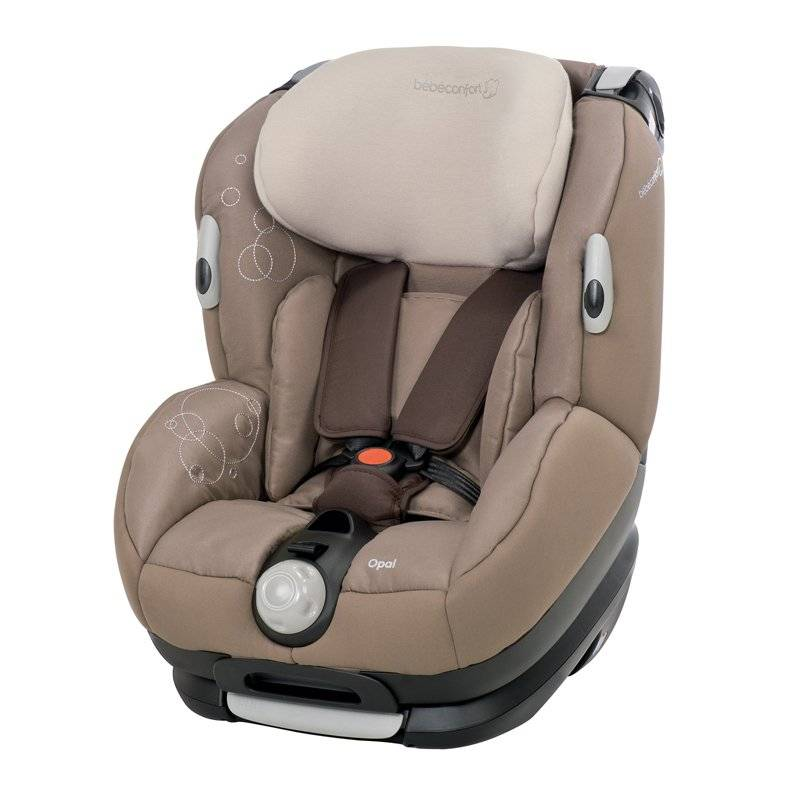 Bébé Confort Opal autostoel | Walnut Brown
