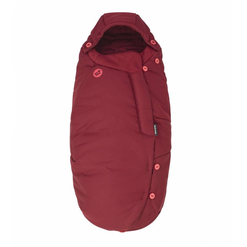 Maxi-Cosi General Footmuff for Strollers, Essential Red, 461 g