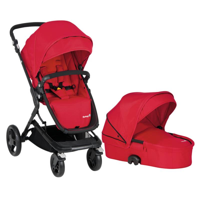 Safety 1st Kokoon 2 in 1 - Buggy | Full Red