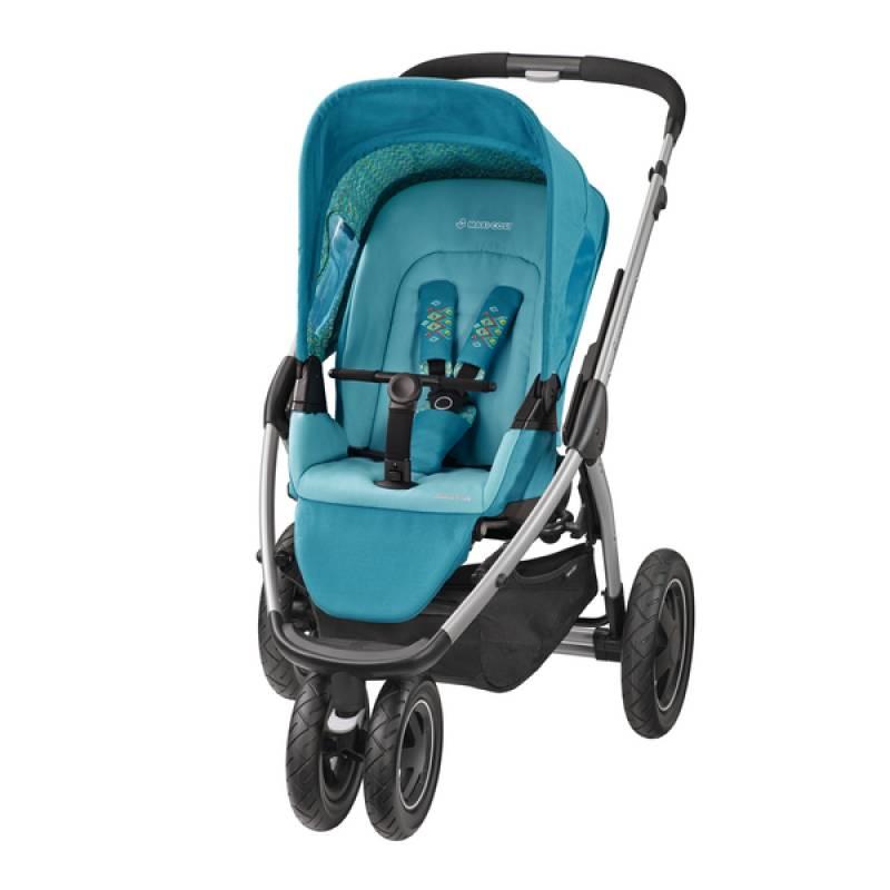 Maxi-Cosi Mura Plus 3 - kinderwagen | Mosaic Blue