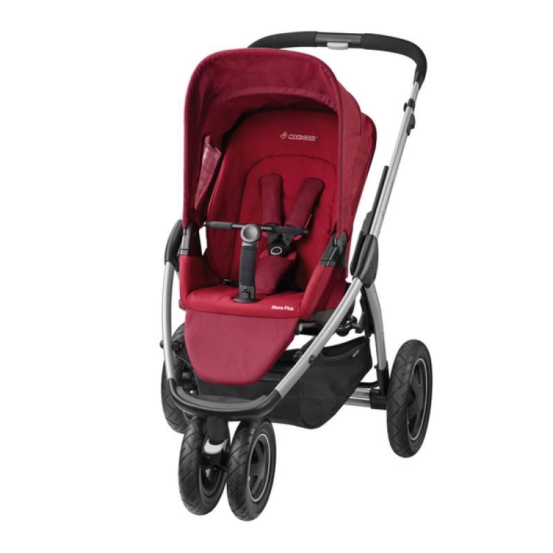 Maxi-Cosi Mura Plus 3 - kinderwagen | Robin Red