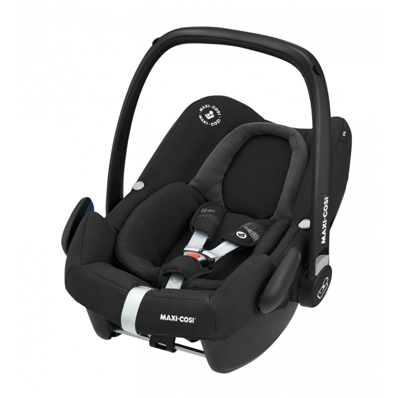 Maxi Cosi Rock Autostoel - Black Grid
