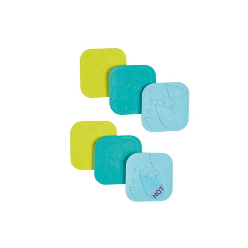 Safety 1st - Anti Slip matjes (6 stuks)