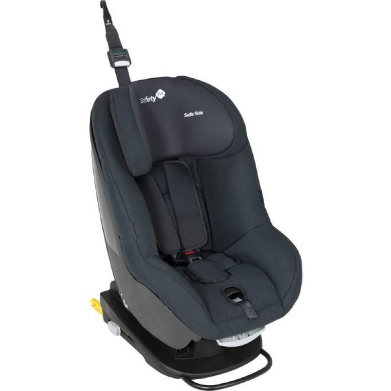 Safety 1st PrimeoFix - autostoel | Full Black