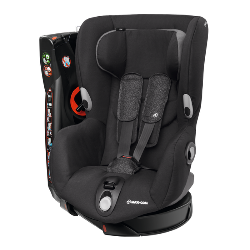 Maxi-Cosi Axiss - autostoel | Triangle Black