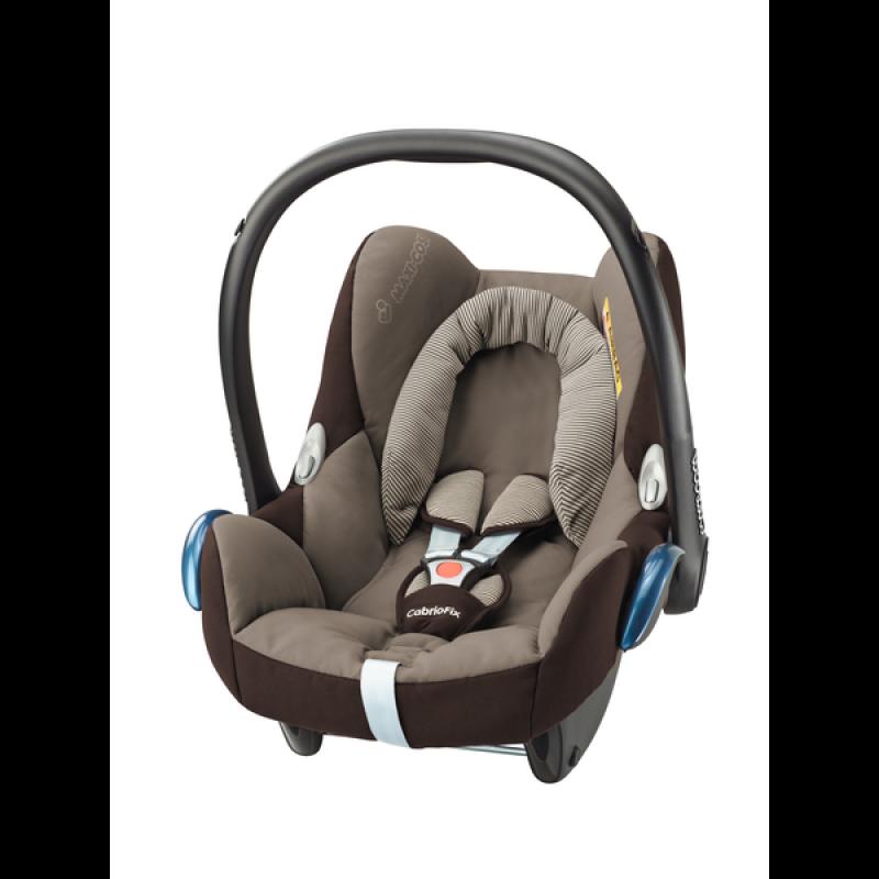 Maxi-Cosi Cabriofix - autostoel | Earth Brown