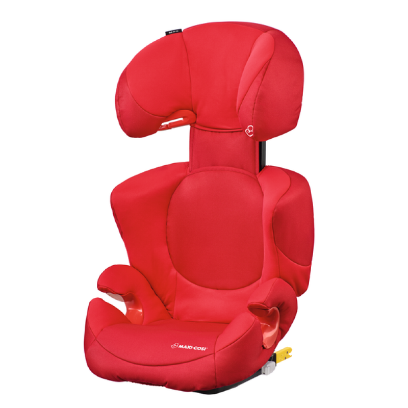 Maxi-Cosi Rodi XP Fix - autostoel | Poppy Red