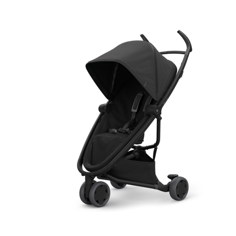 Quinny Zapp Flex - buggy | Black on Black