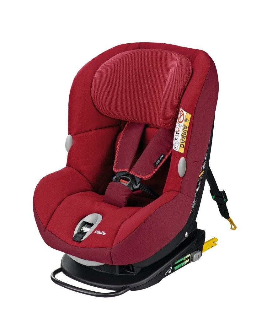 maxi cosi milofix autostoel robin red 2015. Black Bedroom Furniture Sets. Home Design Ideas