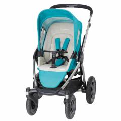 Maxi-Cosi Mura Plus 4 kinderwagen | Folkloric Blue (2014)