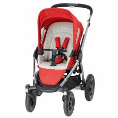 Maxi-Cosi Mura Plus 4 kinderwagen | Folkloric Red