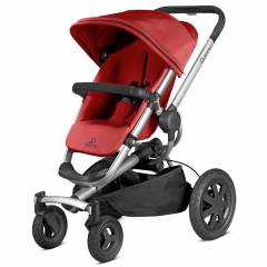 Quinny Buzz 4 Xtra - Kinderwagen | Red Rumour