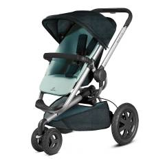 Quinny Buzz 3 Xtra Kinderwagen| Novel Nile