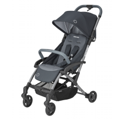 Maxi Cosi Laika 2 Baby Pushchair, Ultra Compact and Lightweight Stroller from Birth, Easy Fold, 0 Months-3.5 Years, 0-15 kg, Essential Graphite