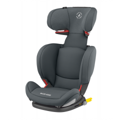 Maxi-Cosi RodiFix AirProtect Child Car Seat, ISOFIX Booster Seat, Extra Protection, 3.5-12 Years, 15-36 kg, Authentic Graphit