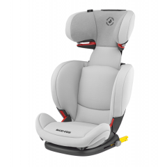 Maxi-Cosi RodiFix AirProtect Child Car Seat, ISOFIX Booster Seat, Extra Protection, 3.5 - 12 Years, 15-36 kg, Authentic Grey