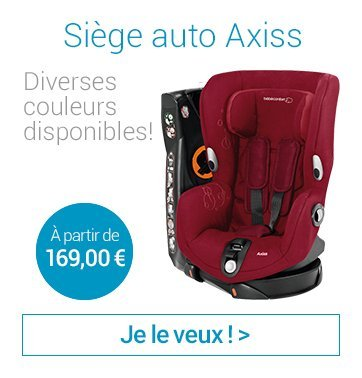 Bébé Confort Axiss Raspberry Red