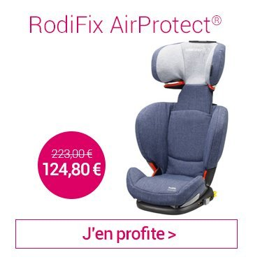 RodiFix AirProtect Bébé Confort